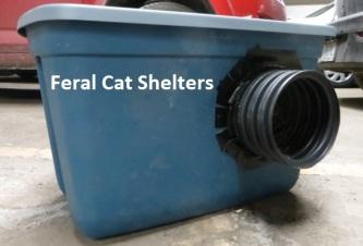 TSC website - feral cat shelter