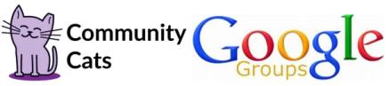 Resources - CommunityCats GoogleGroup